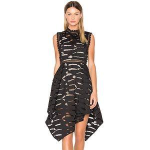 Ascot Acler Little Black Dress LBD 4